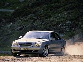 Ver foto 4 de Mercedes Clase S W220 1998