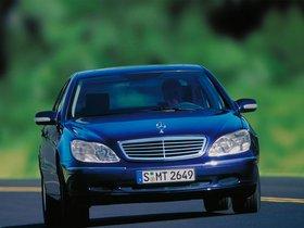 Ver foto 2 de Mercedes Clase S W220 1998