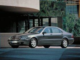 Fotos de Mercedes Clase S W220 1998