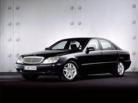 Ver foto 16 de Mercedes Clase S W220 1998