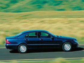 Ver foto 14 de Mercedes Clase S W220 1998