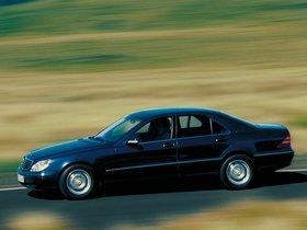 Ver foto 13 de Mercedes Clase S W220 1998