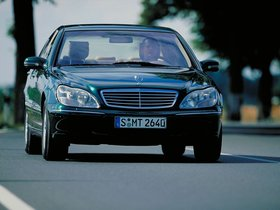 Ver foto 12 de Mercedes Clase S W220 1998