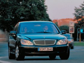 Ver foto 11 de Mercedes Clase S W220 1998