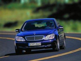 Ver foto 9 de Mercedes Clase S W220 1998