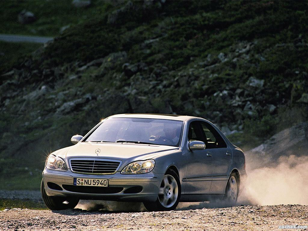 Foto 3 de Mercedes Clase S W220 1998