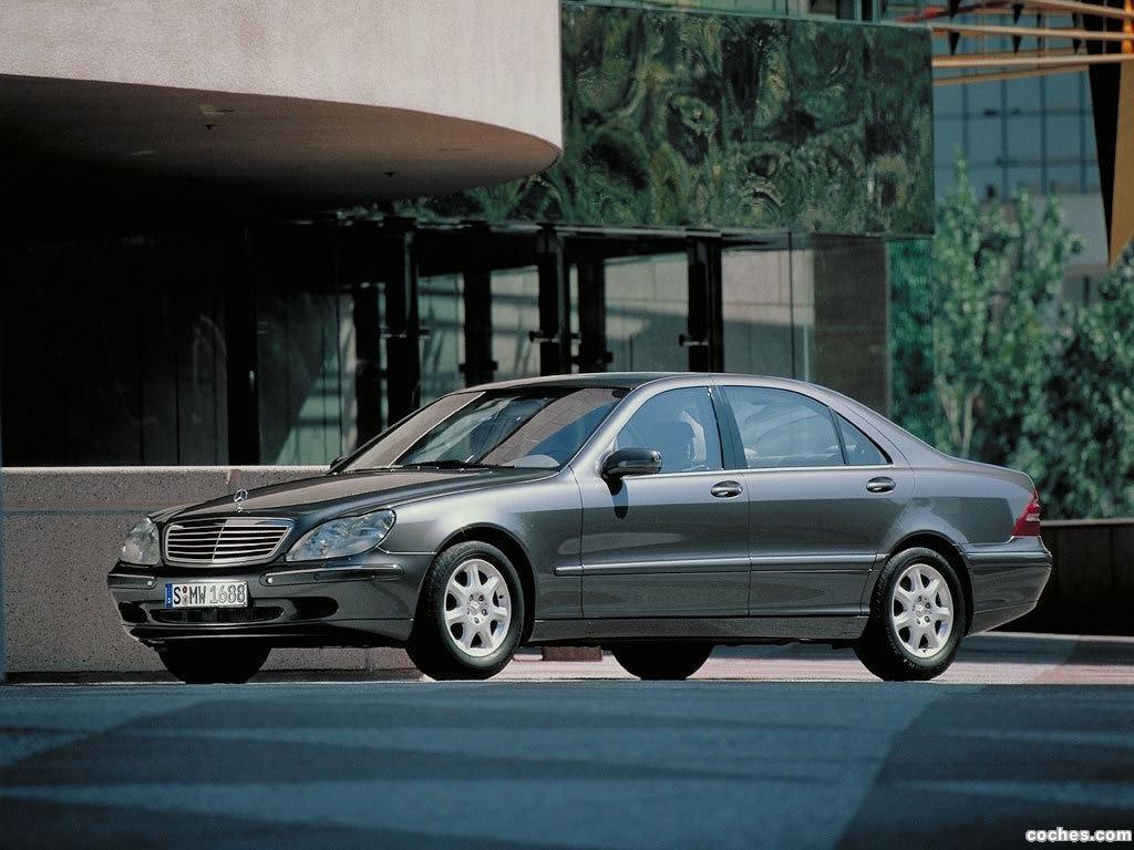 Foto 0 de Mercedes Clase S W220 1998