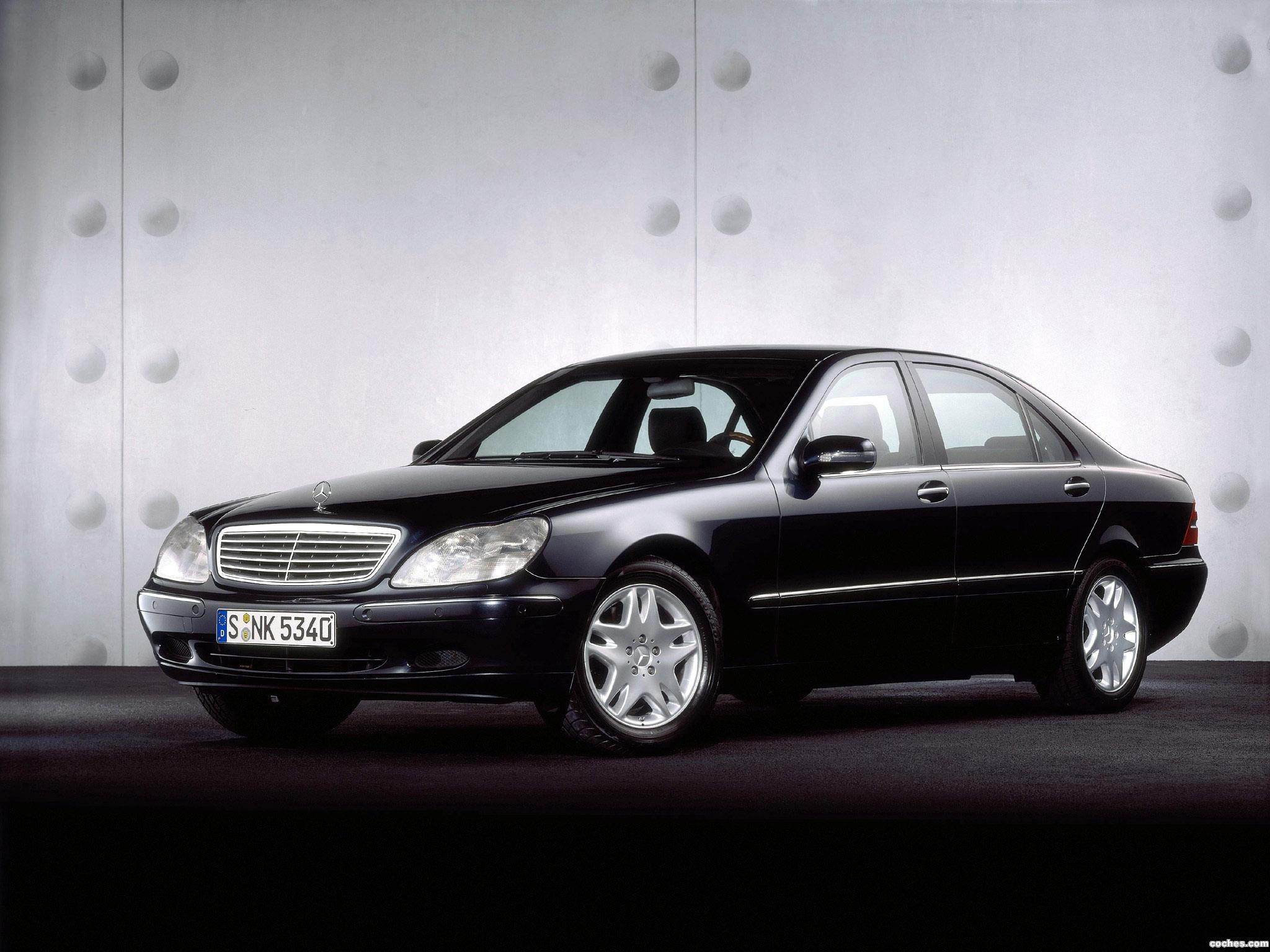 Foto 15 de Mercedes Clase S W220 1998