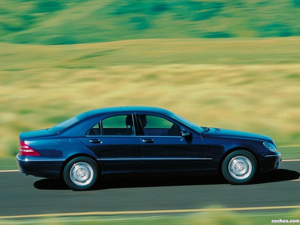 Foto 13 de Mercedes Clase S W220 1998