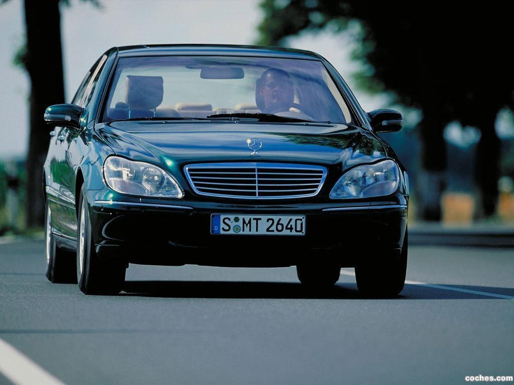 Foto 11 de Mercedes Clase S W220 1998