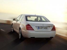 Ver foto 8 de Mercedes Clase S Hybrid S400 2009