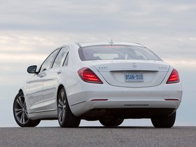 Ver foto 6 de Mercedes Clase S S350 Bluetec W222 Canada 2013