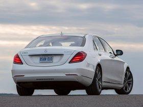 Ver foto 5 de Mercedes Clase S S350 Bluetec W222 Canada 2013