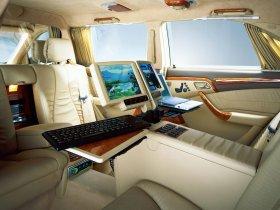 Ver foto 3 de Mercedes S600 Pullman W220 2002