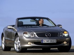 Ver foto 16 de Mercedes SL 2002