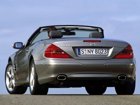 Ver foto 15 de Mercedes SL 2002