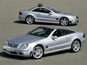 Ver foto 5 de Mercedes SL 2002