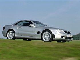 Ver foto 3 de Mercedes SL 2002