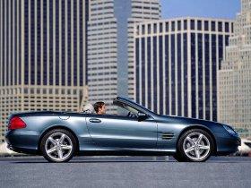 Ver foto 25 de Mercedes SL 2002