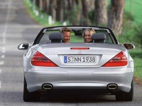 Ver foto 14 de Mercedes SL 2002