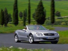 Ver foto 13 de Mercedes SL 2002