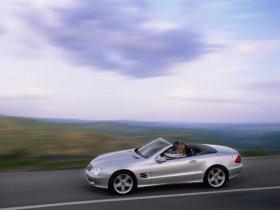 Ver foto 12 de Mercedes SL 2002