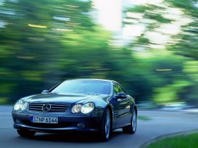 Ver foto 10 de Mercedes SL 2002