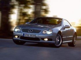 Ver foto 8 de Mercedes SL 2002