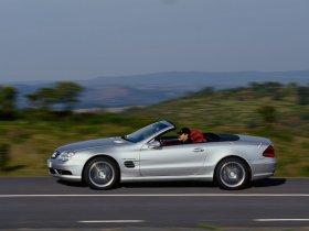 Ver foto 7 de Mercedes SL 2002