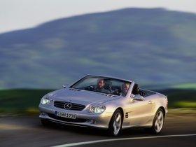 Ver foto 6 de Mercedes SL 2002
