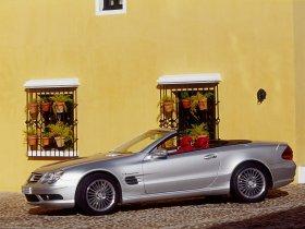 Ver foto 23 de Mercedes SL 2002