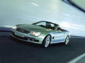Ver foto 21 de Mercedes SL 2002