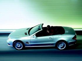 Ver foto 20 de Mercedes SL 2002