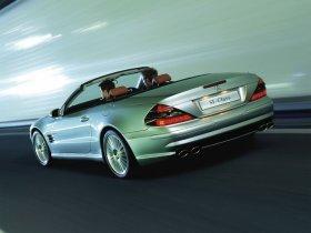 Ver foto 19 de Mercedes SL 2002