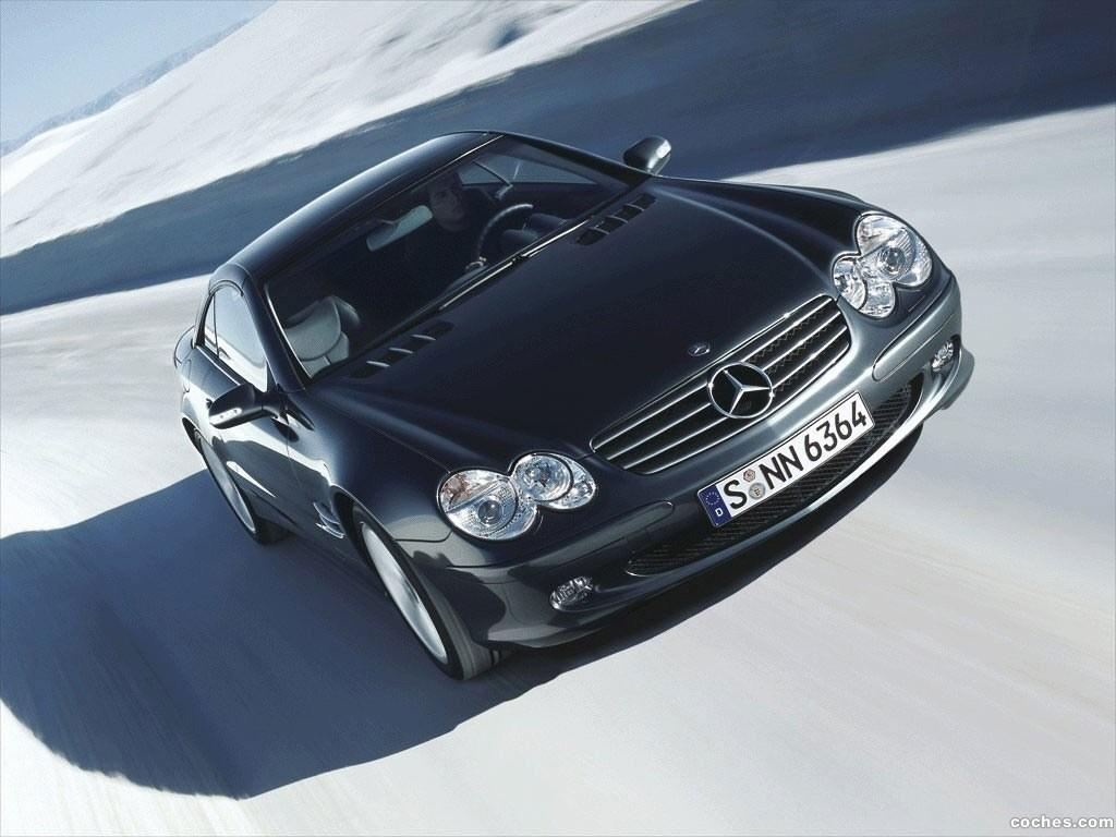 Foto 0 de Mercedes SL 2002