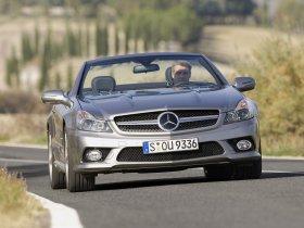 Ver foto 20 de Mercedes SL 2008