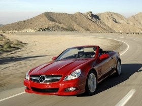 Fotos de Mercedes SL 2008