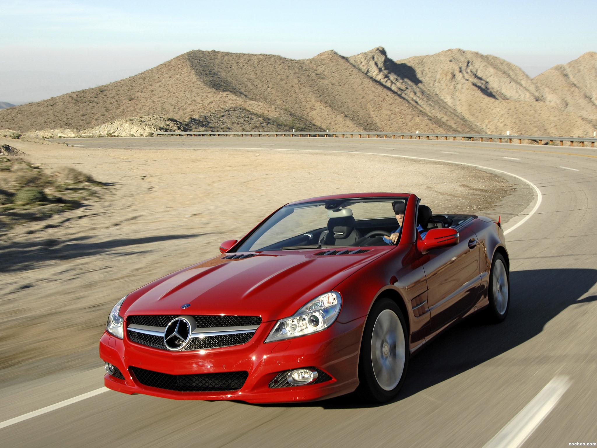 Foto 0 de Mercedes SL 2008