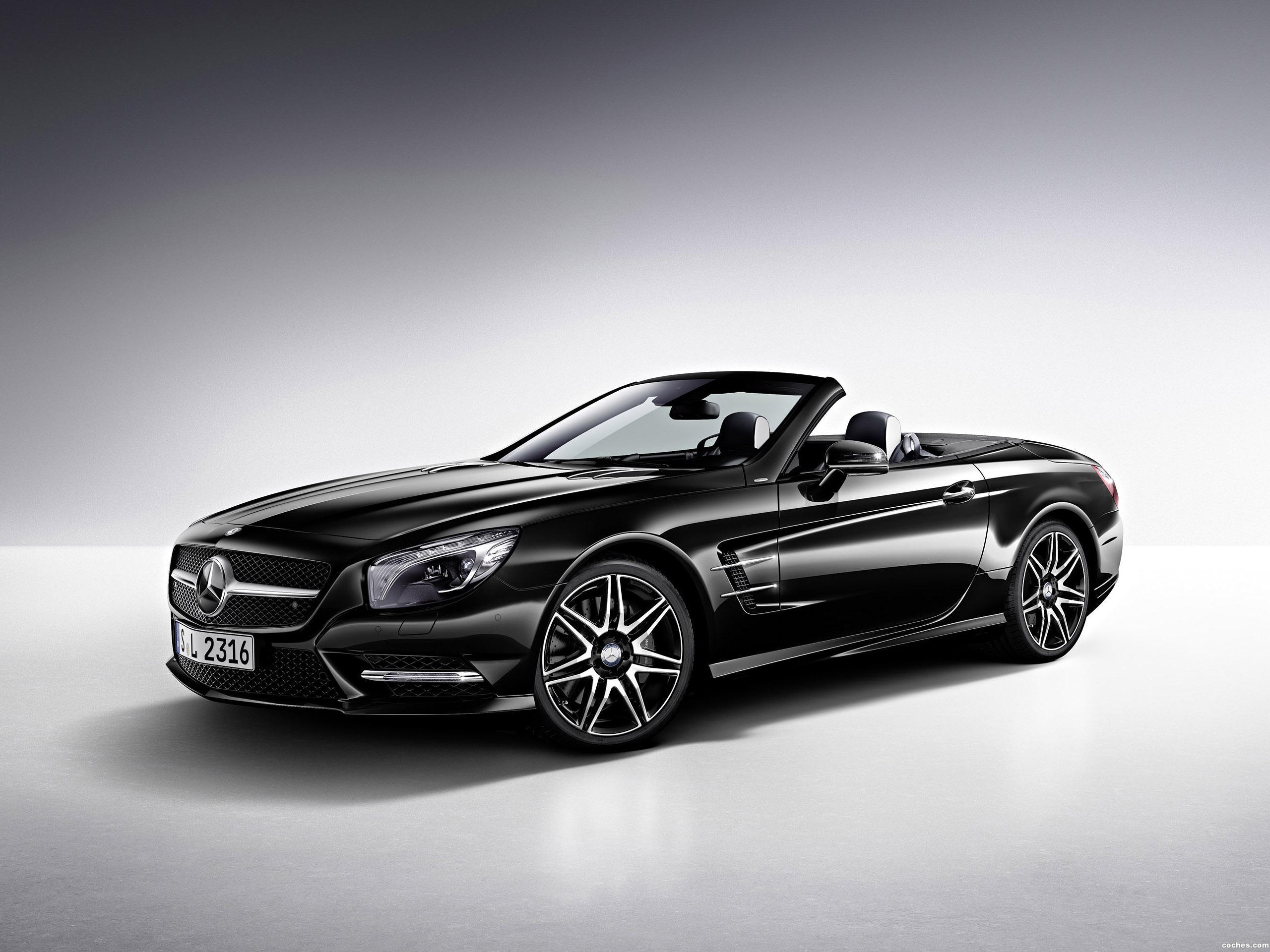 Foto 0 de Mercedes Clase SL 2LOOK Edition R231 2014