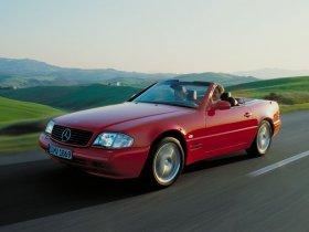 Ver foto 1 de Mercedes Clase SL 320 1993