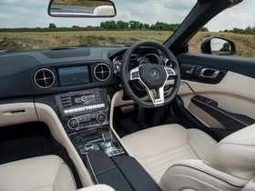 Ver foto 19 de Mercedes Clase SL 400 AMG Sports Package R231 UK 2014