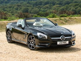 Ver foto 10 de Mercedes Clase SL 400 AMG Sports Package R231 UK 2014