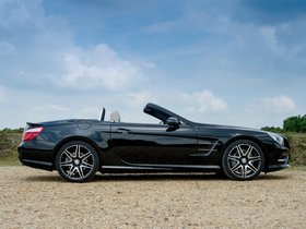 Ver foto 9 de Mercedes Clase SL 400 AMG Sports Package R231 UK 2014