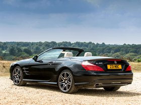 Ver foto 8 de Mercedes Clase SL 400 AMG Sports Package R231 UK 2014