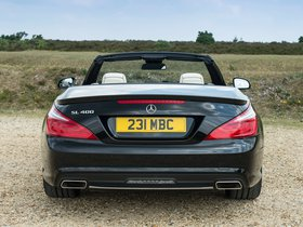 Ver foto 7 de Mercedes Clase SL 400 AMG Sports Package R231 UK 2014