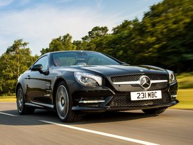 Ver foto 6 de Mercedes Clase SL 400 AMG Sports Package R231 UK 2014