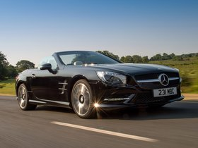 Ver foto 5 de Mercedes Clase SL 400 AMG Sports Package R231 UK 2014