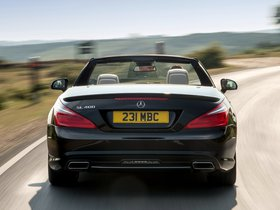 Ver foto 3 de Mercedes Clase SL 400 AMG Sports Package R231 UK 2014