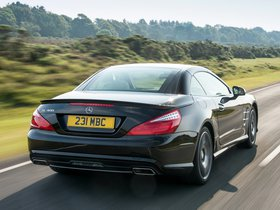 Ver foto 2 de Mercedes Clase SL 400 AMG Sports Package R231 UK 2014
