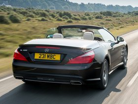 Ver foto 15 de Mercedes Clase SL 400 AMG Sports Package R231 UK 2014
